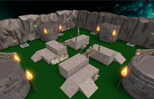 picture of battle royale map
