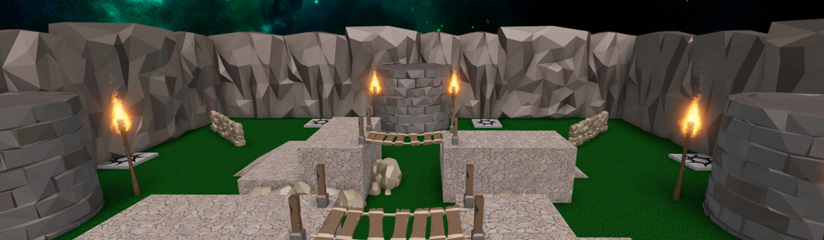 Picture of finished roblox battle royale game