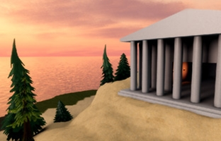 Building a Historical Landmark Thumbnail