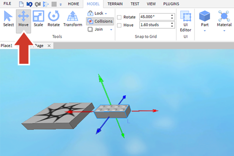 Robux Tools Me Parts And Platforms