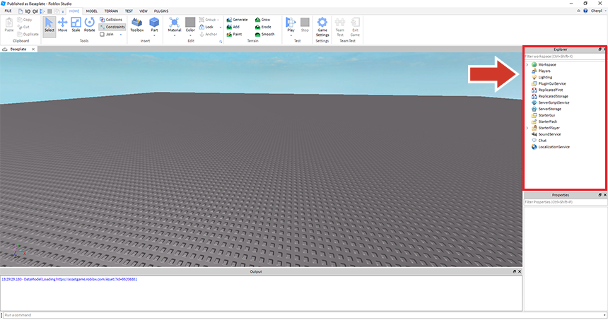 Basics Of Roblox Studio
